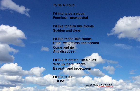 To_Be_A_Cloud